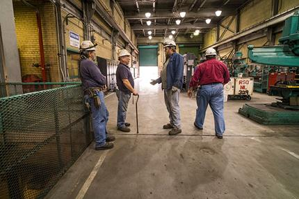 Kammer Plant Helped Usher In Major Changes To Aep Aep