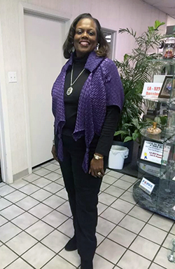 After joining the TOPS group, Vivian has lost 107 pounds and is feeling better than ever before!