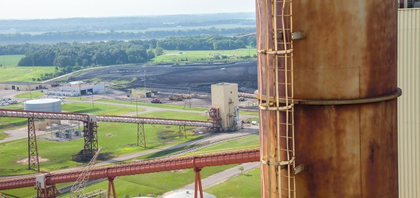 Rockport Plant, Indiana, I&M, June 29, 2015
